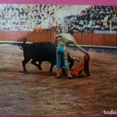 Postales: POSTAL DE:TORERO,(SIN CIRCULAR). Lote 105875567