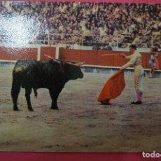 Postales: POSTAL DE:TORERO,(SIN CIRCULAR). Lote 105875583