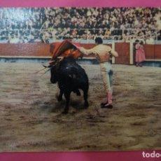 Postales: POSTAL DE:TORERO,(SIN CIRCULAR). Lote 105875611