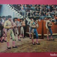 Postales: POSTAL DE:TORERO,(SIN CIRCULAR). Lote 105875619