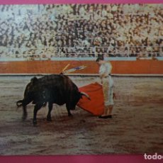 Postales: POSTAL DE:TORERO,(SIN CIRCULAR). Lote 105875671