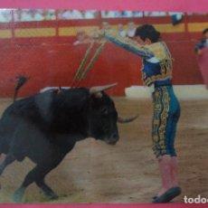 Postales: POSTAL DE TORERO SIN CIRCULAR. Lote 175384463