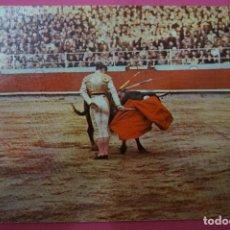Postales: POSTAL DE:TORERO,(SIN CIRCULAR). Lote 105875783