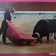 Postales: POSTAL DE:TORERO,(SIN CIRCULAR). Lote 105875807