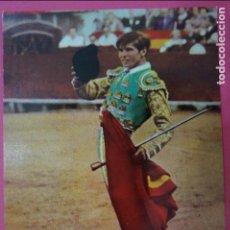 Postales: POSTAL DE:TORERO,EL CORDOBES,(SIN CIRCULAR). Lote 105875851