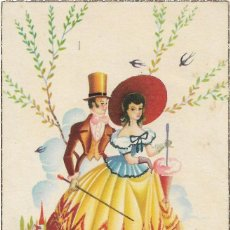 Postales: POSTAL ESTAMPERIA RAM .- SERIE 3 B .- ILUSTRA MARY+DAY. Lote 106073239