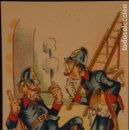 Postales: POSTAL SIN CIRCULAR DE EDICIONES DE ARTE IKON; BARCELONA. SERIE 46. AÑOS 40. Lote 110830763