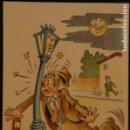 Postales: POSTAL SIN CIRCULAR DE EDICIONES DE ARTE IKON; BARCELONA. SERIE 46. AÑOS 40. Lote 110831543