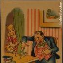 Postales: POSTAL SIN CIRCULAR DE EDICIONES DE ARTE IKON; BARCELONA. SERIE 46. AÑOS 40. Lote 110832311
