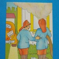 Postales: ANTIGUA POSTAL - USA - POST CARD - ANIMADAS , CARICATURAS - HUMOR - BROMAS - ... R-8316. Lote 111959555