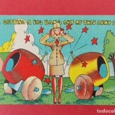 Postales: ANTIGUA POSTAL - USA - POST CARD - ANIMADAS, CARICATURAS - HUMOR - BROMAS - ... R-8328. Lote 111963883