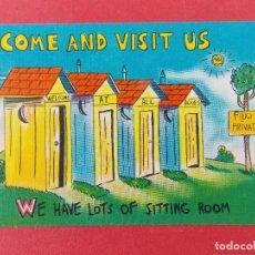 Postales: ANTIGUA POSTAL - USA - POST CARD - ANIMADAS, CARICATURAS - HUMOR - BROMAS - ... R-8334. Lote 111964343