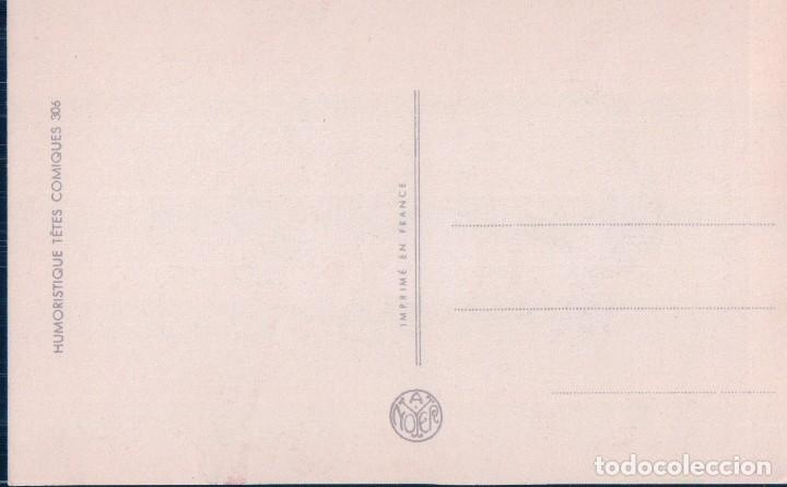 Postales: POSTAL FRANCESA DIBUJO BORRACHOS NARIZ ROJA EN SAN NICOLAS - J.GSCHWIND - A NOYER - Foto 2 - 113146839
