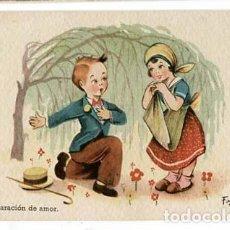 Postales: POSTAL ILUSTRADA FARINYES. ( NIÑOS ) CMB SERIE 37. ESCRITA. Lote 113267867