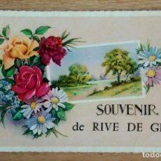 Postales: SOUVENIR DE RIVE DE GIER. Lote 115485223