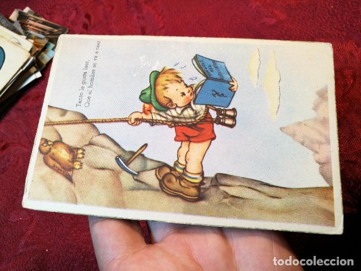 Postales: postal - ediciones colón - politipia artística benisi - serie 203 / 2 - - Foto 3 - 116511275