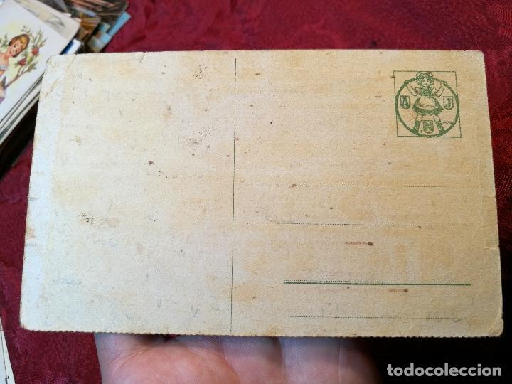 Postales: postal - ediciones a.j.n o a.n.j - Foto 2 - 116512607