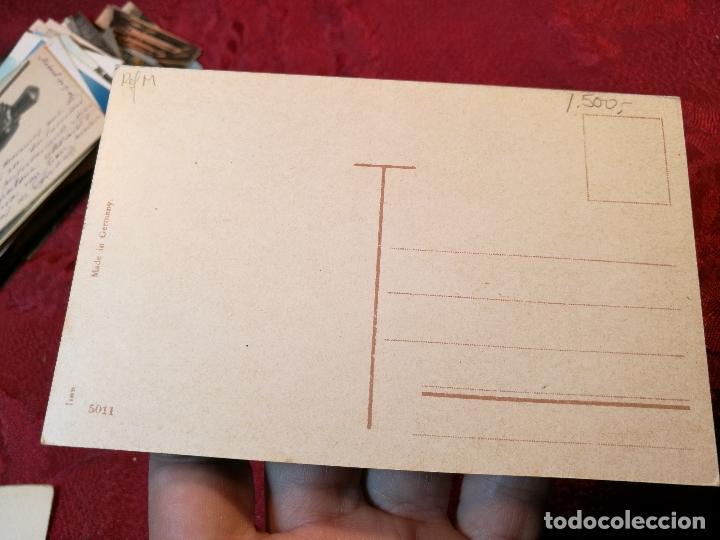 Postales: CARICATURA DE FUTBOLISTAS FUTBOL PORTERO . Nº 5011 IMP . GERMANY .SIN CIRCULAR CIRCA 1920-30 - Foto 2 - 116514071