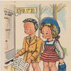 Postales: POSTAL EDITORIAL ARTIGAS .- REFRANERO POPULAR COLECCION C SERIE 56 . Lote 116831955