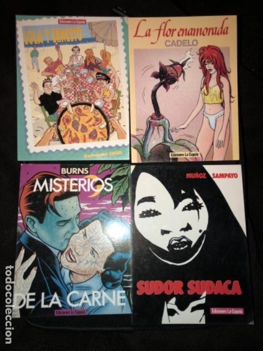 Postales: LOTE DE 36 TARJETAS DIFERENTES DE EDICIONES CÚPULA - FREAK BROTHERS, EL VÍBORA, OMAHA,... - - Foto 9 - 116877923