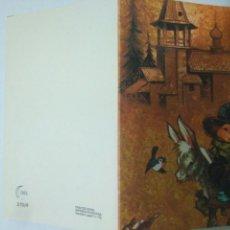 Postales: CRISMA DE NAVIDAD CHIS -ESCRITA AÑO 1980. Lote 116973628