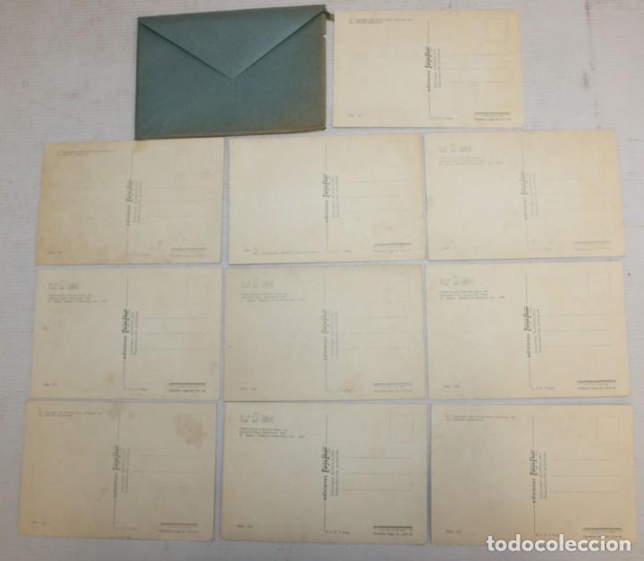 Postales: LOTE DE 10 POSTALES DE WARNER BROS - EDICIONES TARJE FHER - SIN CIRCULAR Y CON SOBRE ORIGINAL - Foto 6 - 117371055