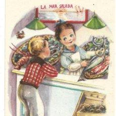 Postales: POSTAL EDITORIAL ARTIGAS SERIE 63 ILUSTRA GIRONA. Lote 118122079