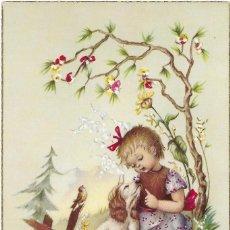 Cartes Postales: EDICIONES CYZ 577/A Nº 4 ILUSTRA NURIA BARÓ . Lote 118620623