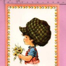 Postales: POSTAL DE DIBUJO DE MARY MAY Nº 358/1 COLECCIÓN PERLA SIN CIRCULAR. Lote 119076603