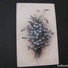 Postales: POSTAL DE RAPHAEL TUCK. TUCK'S POST CARD. FLORES. ESCRITA.. Lote 119504411