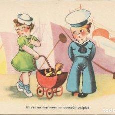 Postales: EDICIONES CMB SERIE 113 .- ILUSTRADOR FARIÑAS . Lote 121666347