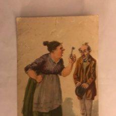 Postales: POSTAL CARICATURAS W S S B 156. CARICATURAS (A.1927). Lote 122039234