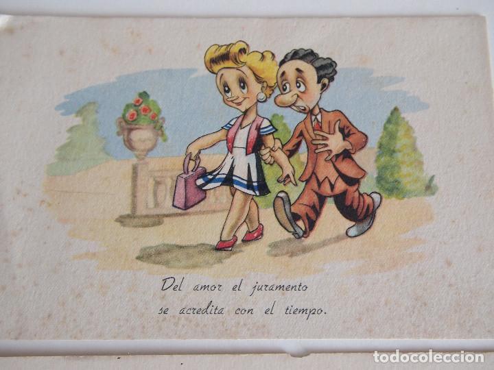 Postales: 3 POSTALES EDICIONES PABLO DÜMMATXEN. SERIE 1224. ILUSTRADAS POR CELMA. SIN CIRCULAR - Foto 2 - 122678111