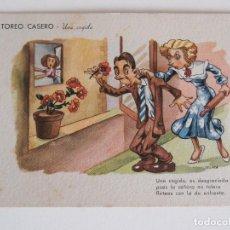 Postales: 1 POSTAL EDICIONES PABLO DÜMMATXEN. SERIE 1554. ILUSTRADA POR CELMA. SIN CIRCULAR. Lote 122678403