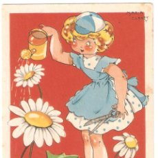 Postales: POSTAL MARI PEPA DE MARIA CLARET. SERIE G Nº 8. . VELL I BEL. Lote 122721247
