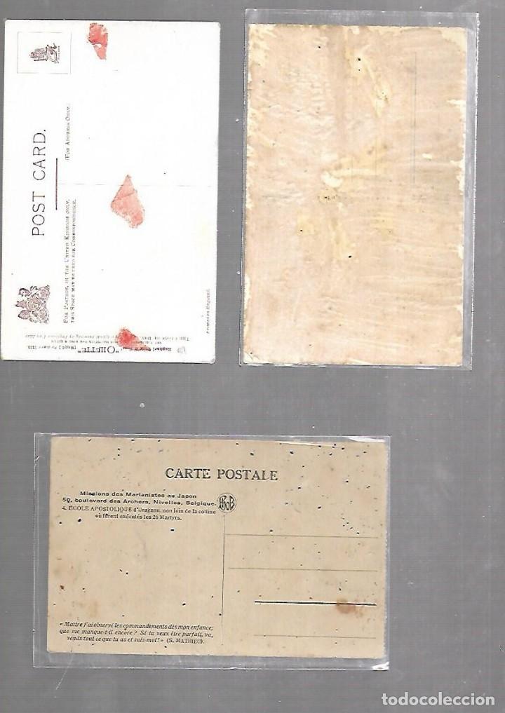 Postales: LOTE DE 55 POSTALES DE PAISAJES. ESCENAS CAMPESTRES. TUCK, CLIMENT Y CIA, EGEMES. VER - Foto 5 - 122840215