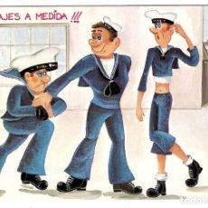 Postales: -71236 POSTAL DIBUJO MILITARES, TRAJES A MEDIDA, ILUSTRACION MUR, C Y Z 7364/31-D. Lote 124602155