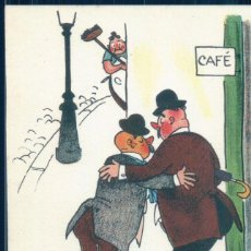 Postales: POSTAL DIBUJO - HUMORISTICA - FRANCESA - COLLECTION HUMORISTIQUE 87- NOYER. Lote 125895195