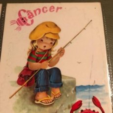 Postales: CANCER. Lote 128670487