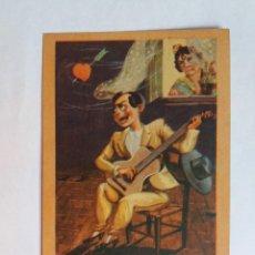 Postales: ANTIGUA POSTAL - TE LO JURO Y NO TE MIENTO - ED. ARTISTICAS TABER - SERIE 104. Lote 156763094