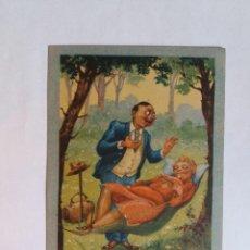 Postales: ANTIGUA POSTAL - DUERME DUERME - ED. ARTISTICAS TABER - SERIE 104. Lote 156763640