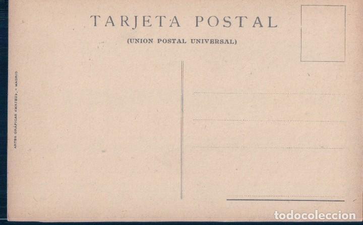 Postales: POSTAL DE ANGEL DE LA FUENTE ILUSTRADOR LEON BOYD 1921 - Foto 2 - 129356875