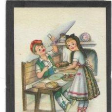 Postales: EDITORIAL ARTIGAS / IKON .- ADAGIS POPULARS COLECCION D SERIE 158 .- ILUSTRA GIRONA . Lote 129425411
