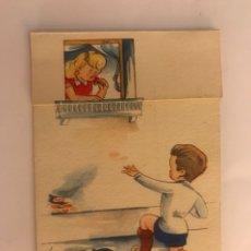 Postales: POSTAL. DIBUJOS Y CARICATURAS. EDICIONES COLON SERIE 139/4 (H.1958?). Lote 130182454