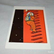 Cartes Postales: TINTIN - HERGÉ MOULINSART - CIRCULADA GLASGOW. Lote 130604862