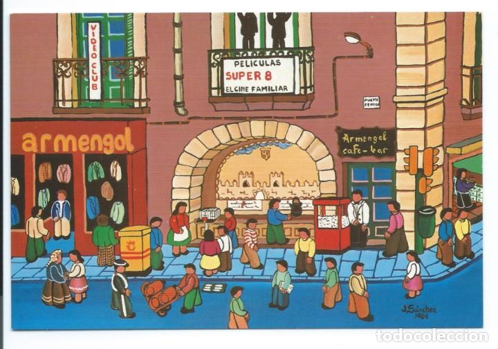 Postales: Colección de 13 postales de NAÏF. Ver fotos - Foto 4 - 130806500