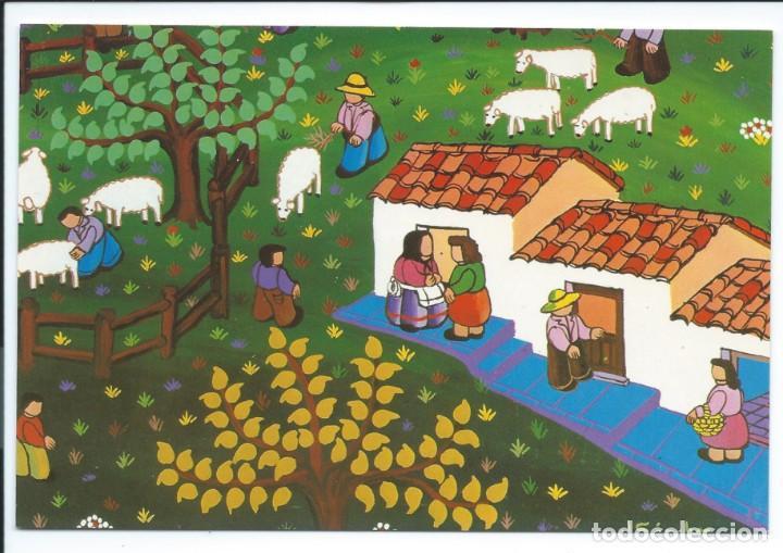 Postales: Colección de 13 postales de NAÏF. Ver fotos - Foto 5 - 130806500