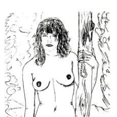 Postales: POSTAL POST CARD CARTE POSTALE DIBUJO DE MUJER WOMAN FEMME VER FOTO/S Y DESCRIPCIÓN. IDEAL COLECCIÓN. Lote 131358078