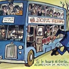 Postales: DIBUJOS HUMORÍSTICOS DE MINGOTE. COLECCIÓN DE 12 POSTALES DE 1970. Lote 131438842