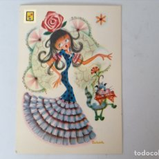 Postales: POSTAL AÑOS 79 CASTAÑER. Lote 131498279